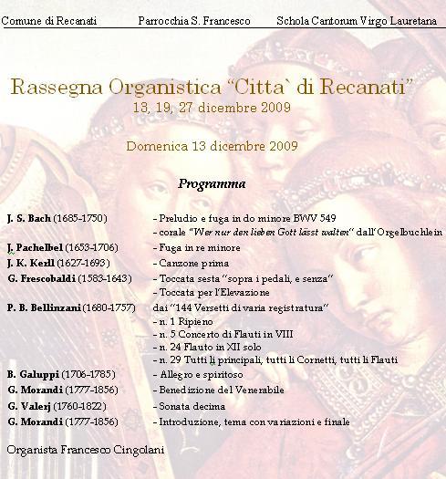 ConcertoOrganoCingolani13_dicembre_2009